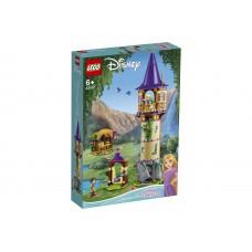 LEGO Disney Princess Конструктор Башня Рапунцель 43187