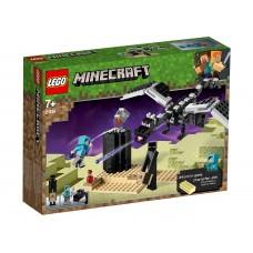 LEGO Майнкрафт (Minecraft) Конструктор Битва в Краю 21151