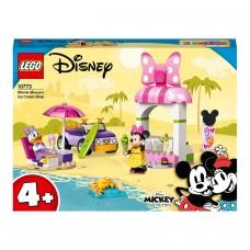 LEGO Mickey and Friends Конструктор Магазин мороженого Мин