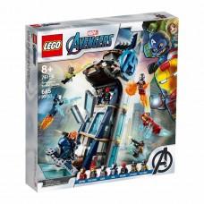 LEGO Super Heroes Конструктор Бой в башне Мстителей 76166