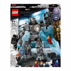 LEGO Super Heroes Конструктор Железный человек: схватка с