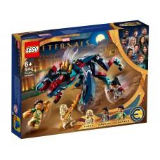 LEGO Super Heroes Конструктор Засада Девиантов 76154