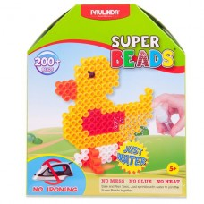 Аквамозаика Paulinda Super Beads 200 деталей Утенок PL-150