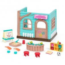 Игровой набор Lil Woodzeez Детский сад WZ6622Z