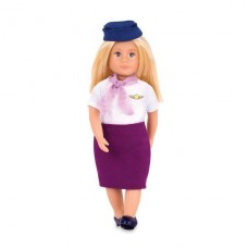 Кукла Lori 15 см Стюардесса Ауре LO31112Z