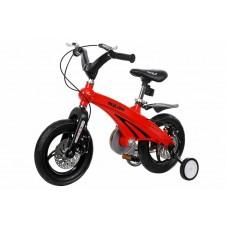Детский велосипед Miqilong GN Красный 12` MQL-GN12-Red