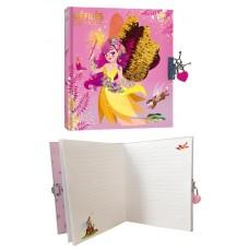 Дневник с замком Janod Феи J07856