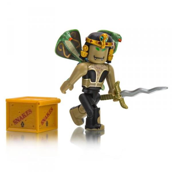 Игровая коллекционная фигурка Jazwares Roblox Core Figures Nefertiti: the Sun Queen W3 ROG0105