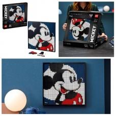 Конструктор LEGO Art Микки Маус Mickey Mouse 31202