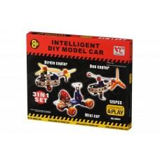 Конструктор металлический Same Toy Inteligent DIY Model Ca