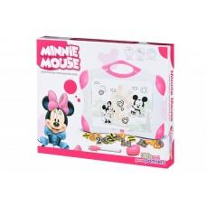Магнитная доска для обучения Same Toy розовая 009-2042CUt
