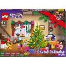 Новогодний календарь LEGO Friends 41690