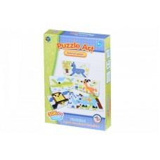 Пазл Same Toy Puzzle Art Animal serias 306 эл. 5991-6Ut