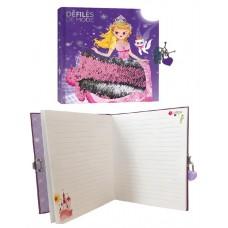 Дневник с замком Janod Принцессы J07857