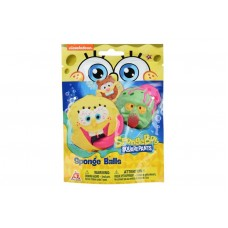Игровая фигурка-сквиш Sponge Bob Balls закрытая упаковка в