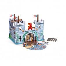 Игровой набор Janod Укрепленный замок 3D J08582