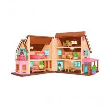 Игровой набор Lil Woodzeez Большой коттеджный дом WZ6548Z