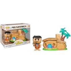 Коллекционная фигурка Funko POP! Vinyl: Town: Flintstones: