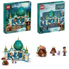 Конструктор LEGO Disney Райя и Дворец сердца 43181