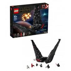 Конструктор LEGO Star Wars Шаттл Кайло Рэна 75256