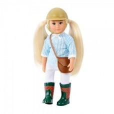 Кукла LORI 15 см Наездница Эвелин LO31030Z