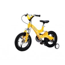 Детский велосипед Miqilong JZB Желтый 16` MQL-JZB16-Yellow