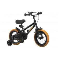 Детский велосипед Miqilong ST Черный 12` ATW-ST12-BLACK