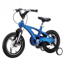 Детский велосипед Miqilong YD Синий 16` MQL-YD16-blue