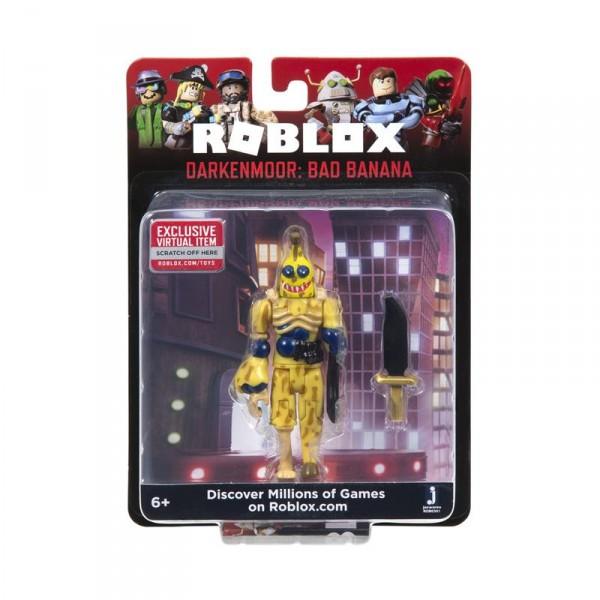 Игровая коллекционная фигурка Jazwares Roblox Core Figures Darkenmoor: Bad Banana W7 ROB0301
