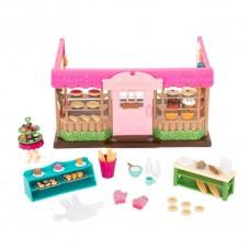 Игровой набор Lil Woodzeez Пекарня WZ6619