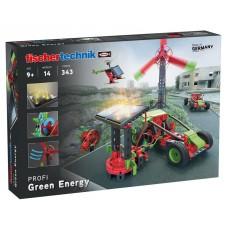 Конструктор fisсhertechnik PROFI Зеленая энергия FT-559879
