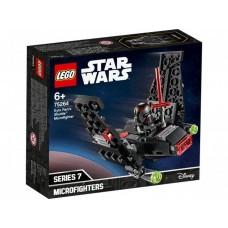 Конструктор LEGO Star Wars Микрофайтеры шаттл Кайло Рена