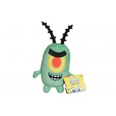 Мягкая игрушка SpongeBob Mini Plush Plankton EU690506