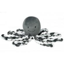Nattou Мягкая игрушка Lapiduo Octopus Серый 878739
