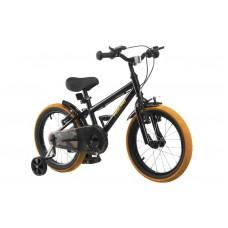 Детский велосипед Miqilong ST Черный 16` ATW-ST16-BLACK