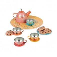 Игровой набор Janod Чайный сервиз J06596