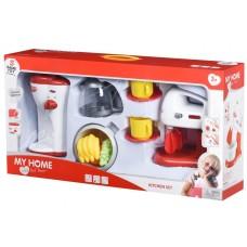 Игровой набор Same Toy My Home Little Chef Dream Кухонный