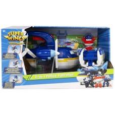 Игровой набор Super Wings 2-in-1 Police Patroller 2в1 Поли