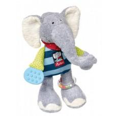 Мягкая интерактивная игрушка sigikid Слон 28 см 41464SK