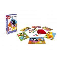 Настольная игра Janod Бинго. Изучение цвета J02693