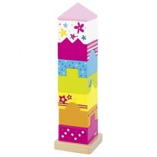 Пирамидка goki Башня 58542