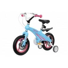 Детский велосипед Miqilong GN Синий 12` MQL-GN12-Blue