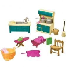 Игровой набор Lil Woodzeez Кухонька и Подсобная 6125Z