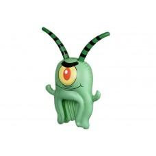 Игрушка-головной убор SpongeBob SpongeHeads Plankton EU690