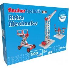 Конструктор fisсhertechnik PROFI Ретро Механика FT-559885