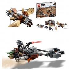 Конструктор LEGO Star Wars™ Проблемы на Татуине 75299
