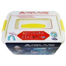 Конструктор Magplayer магнитный набор бокс 237 эл. MPT2-23