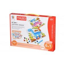 Пазл Same Toy Colour ful designs 420 эл. 5993-1Ut