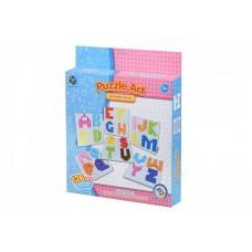 Пазл Same Toy Puzzle Art Alphabet series 126 эл. 5990-3Ut