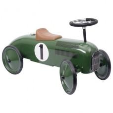 Толокар goki Ретро болид зеленый 14167